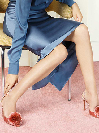 Тенденции в обуви: для дам